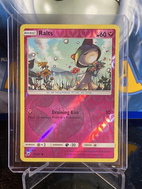 80//236 Common Pokemon SM12 Cosmic Eclipse M//NM English x4 Ralts