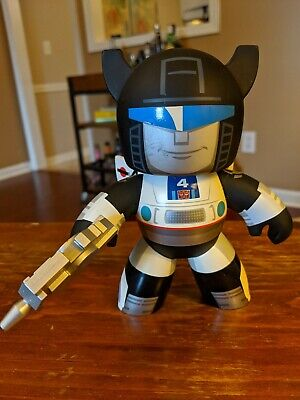 Jazz Transformers Mighty Muggs Figure RETIRED RARE GREAT SHAPE