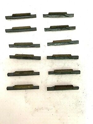 Sunnen Honing Stones Y8a57 Set Of 12 Item.1777