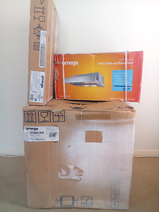 Omega oven/gas cooktop/rangehood pack BRAND NEW UNOPENED BOXES Upper Coomera Gold Coast North Preview