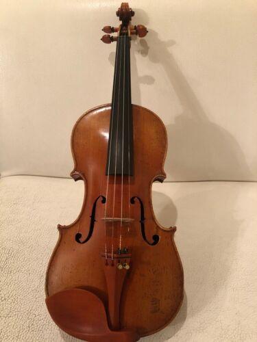 Vintage 4/4 Violin--Antonius Stradivarius Cremonensis