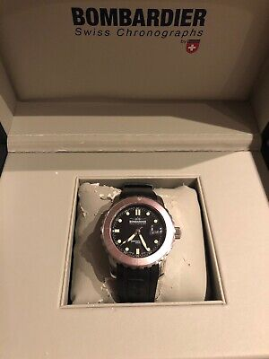 Bombardier Deep Diver Swiss Chronographs Ladies Watch RRP £995