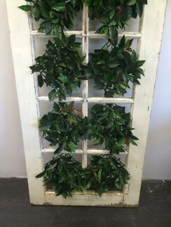 Synthetic vertical garden door  Caringbah Sutherland Area Preview