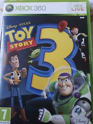 ●● Toy Story 3: The Video Game (Microsoft Xbox 360, 2010) ●● FAST DISPATCH ●●