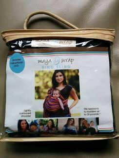 Maya Wrap baby ring sling Ashfield Ashfield Area Preview