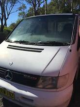 2001 Mercedes-Benz Vito Van/Minivan Rouse Hill The Hills District Preview