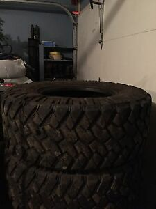 Nitto Trail Grapplers 315/70/17