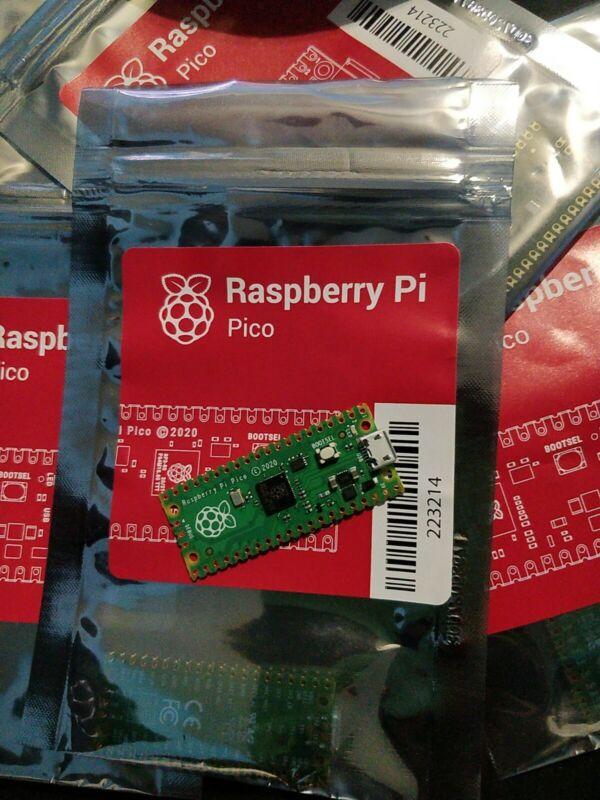 Raspberry Pi Pico Microcontroller Dev. Board RP2040 dualcore processor