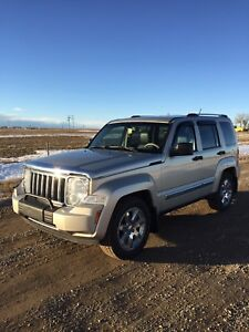 2008 JEEP LIBERTY **Loaded**