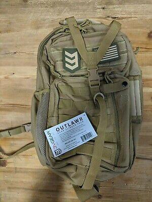 3V Gear Outlaw Sling Pack - Factory Seconds - Coyote Tan - Free Shipping!!