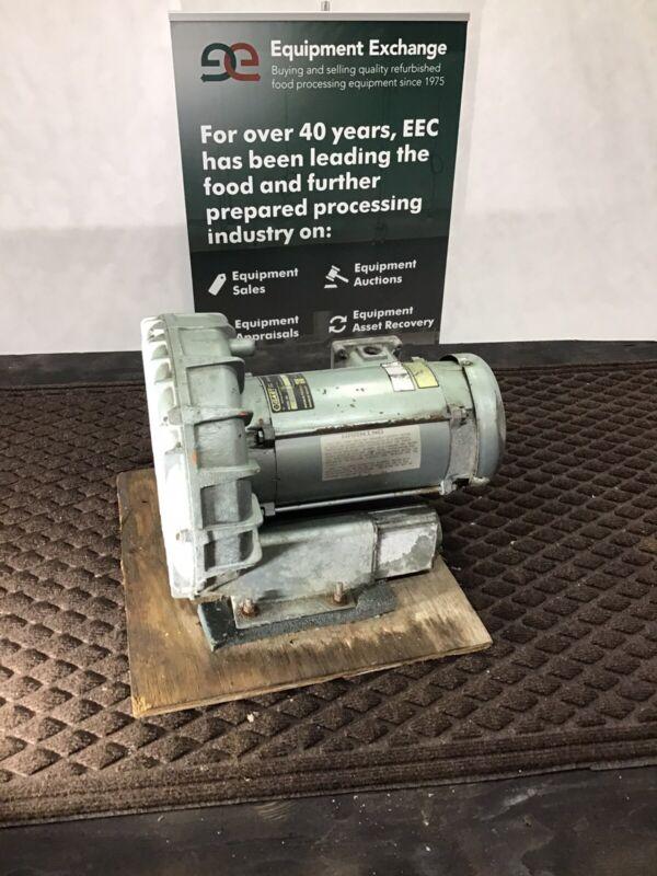 Gast Regenair Regenerative Blower Vacuum Loader R5325Q-50