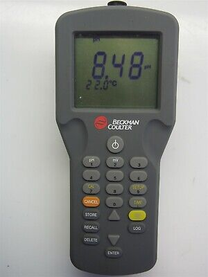 Beckman Coulter Phi 410 Portable Phmv Meter
