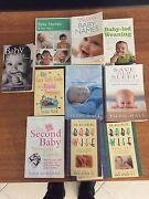Baby book bundle / save our sleep Aubin Grove Cockburn Area Preview