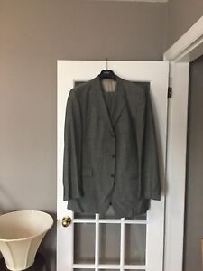 High quality men's suits