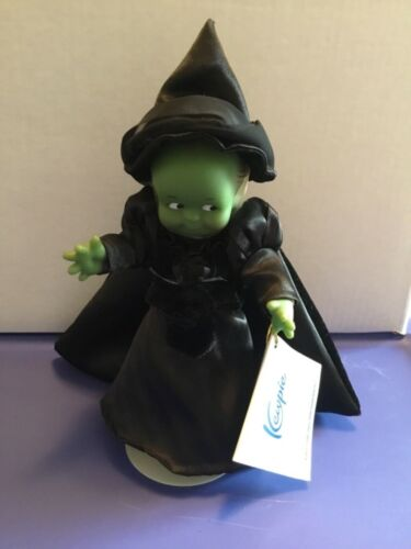 KEWPIE DOLL SPELLBOUND WITH HANG TAG WICKED WITCH WIZARD OF OZ