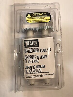 Weston Meat Cubertenderizer Replacement Blade Set Model 07-3103-w