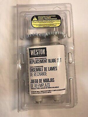 Weston Meat Cubertenderizer Replacement Blade Set Model 07-3103-w