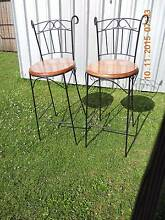 4 bar stools Barrack Heights Shellharbour Area Preview
