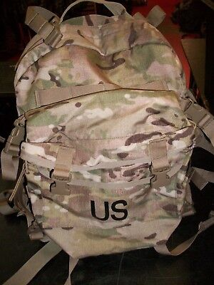 USGI ARMY MULTICAM OCP ASSAULT PACK 3 DAY BACKPACK