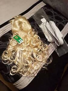 Blonde wig Huntfield Heights Morphett Vale Area Preview
