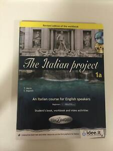 The Italian Project 1A   2 CDs included