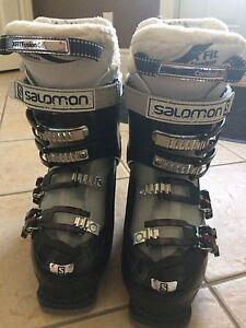 Sports bottes de ski pour femme