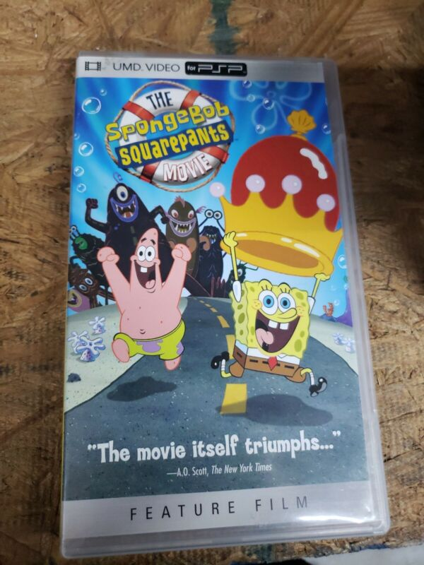 The Spongebob Squarepants Movie (UMD, 2005)