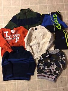 TODDLER SWEATERS (size 2)