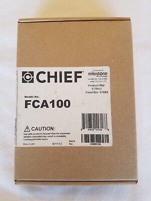 FCA100 Chief FUSION CAT5, Surge-CPU Mount Adapter