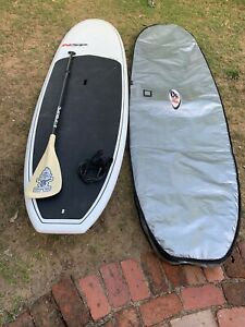 NSP elements all rounder stand up paddle board