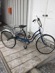 Vintage 60's Schwinn Chicago Town n Country 3 Wheeler