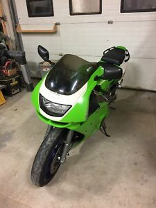 Zx6r Ninja  Great deal
