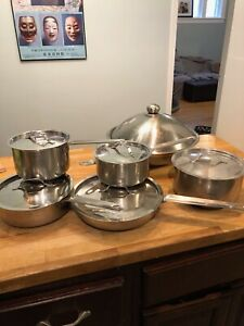 Paderno Pot Set