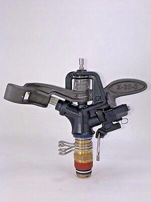 5 New Hd Aqua Burst X-25 12 Adj Multi-composite Impact Sprinklers 13.99ea