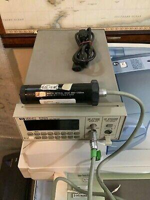 Hewlett Packard Hp 8153a Mainframe Hp 81533b Optical Head 81553sm Laser Source