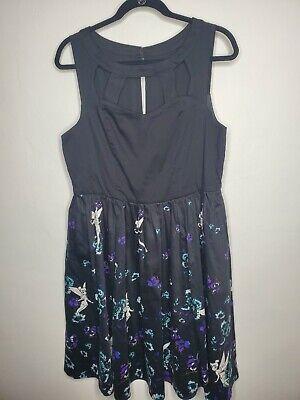 Tinkerbell Dress Womens (Torrid Disney Womens size 12 Tinkerbell dress with pockets)