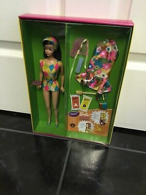 Color Magic Barbie Vintage Doll And Fashion Reproduction 2003 NRFB Limited Rare