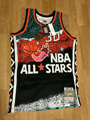 New $150 Mitchell & Ness Scottie Pippen 1996 NBA All Star ASG Jersey sz Large L