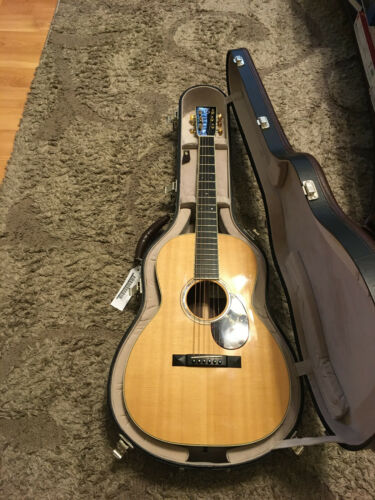 2015 Santa Cruz Custom 00 Acoustic Guitar W/Case-Awesome!!!