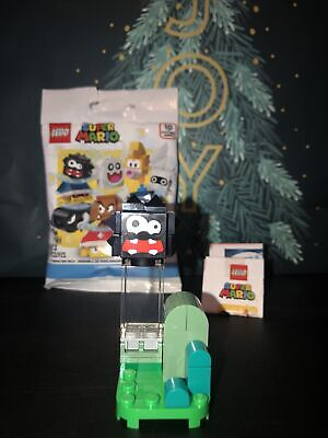 LEGO 71361 FUZZY Super Mario Character Pack Series 1 blind bag Fast Free Ship
