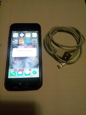 Apple iPhone 5s - 16GB - Silver - A1533 (CDMA - GSM)