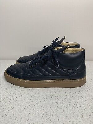 Ronnie Fieg x Filling Pieces Mid Top 'Quilted Navy' EU 42 Size 9