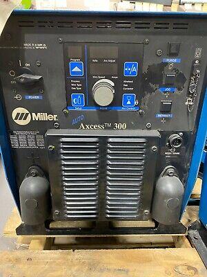 Miller Axcess 300 Welder
