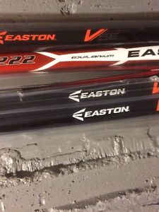 Brand new Easton sticks 50-65 flex right and left