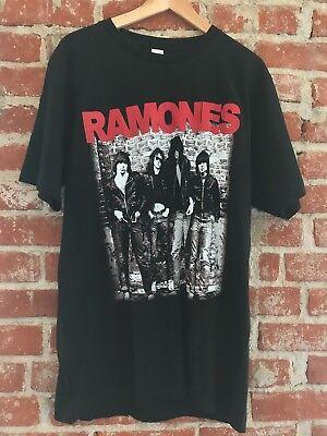 Ramones-band (The Ramones Band T Shirt)