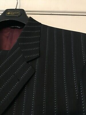 Paul Smith London Mens Wool Suit Size 40L/Italy