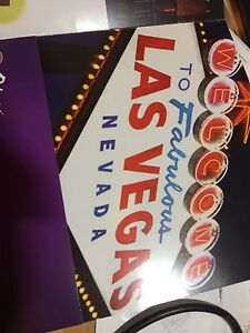 TRIP FOR TWO TO LAS VEGAS!