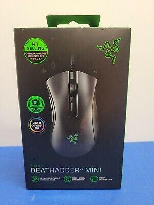 Razer DeathAdder v2 Mini Gaming Mouse: 8500K DPI Optical Sensor - New & Sealed