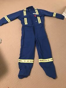Flame resistant Goodfish lake coveralls