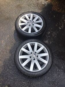 Mags jetta 17 pouces